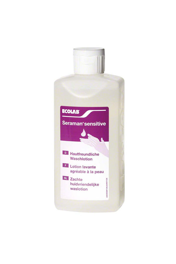 SERAMAN sensitiv  Waschlotion - 500 ml / 1 L
