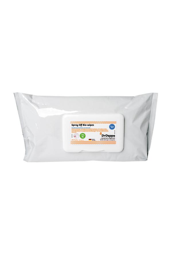 SprayOFF Wipes - gebrauchsfertige Tücher zur Flächendesinfektion