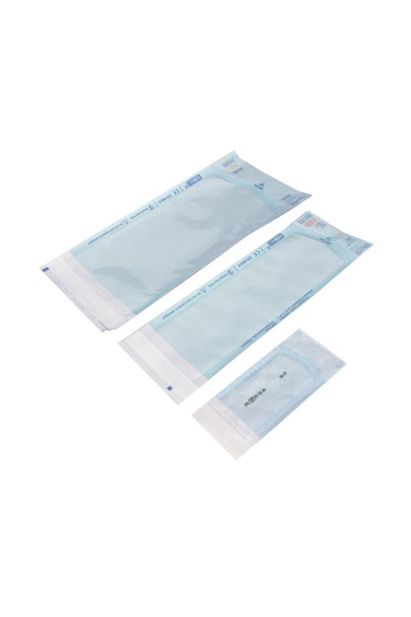 Sterilisationsbeutel in 3 Grössen, 130 x 250 / 360 mm / 190 x 340 mm - 200 Stück
