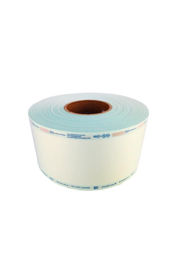 Sterilisationsrolle in 3 Breiten, 200 / 250 / 300 mm x 200 m - Rolle