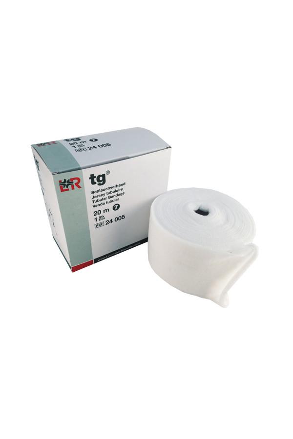TG - Schlauchverband in den Größen 1 - 3, 20 m, Rolle