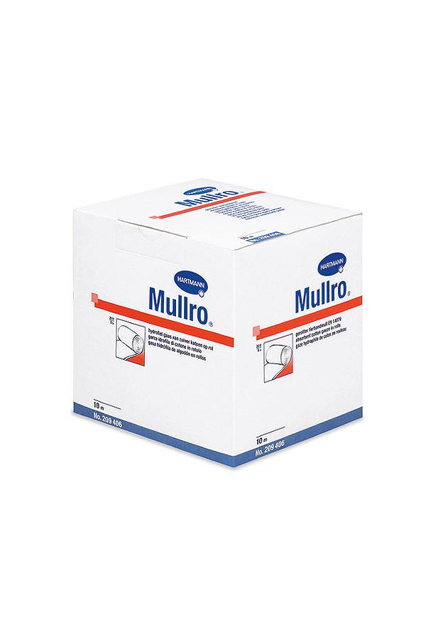 Mullro - Verbandmull 80 cm x 10 m, gerollt