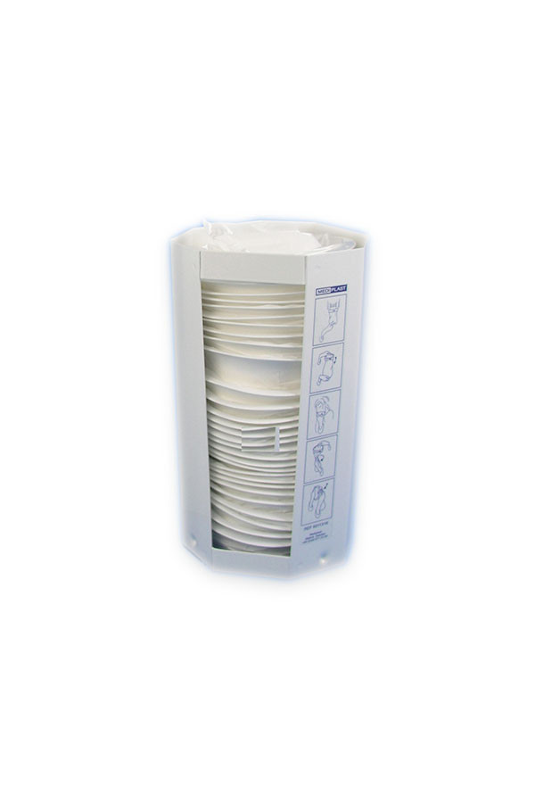 Spender für Spuk- Brechbeutel  1500 ml