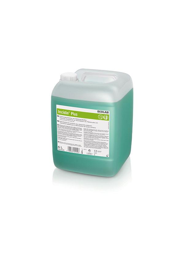 INCIDIN Plus Flächendesinfektionsmittel - 6 Liter