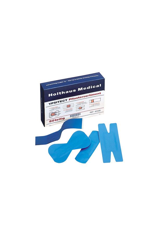 YPSITECT®  Sortiment detectable    50 Stück  mit 5 Sorten