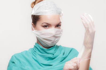 Infektionsschutzkleidung